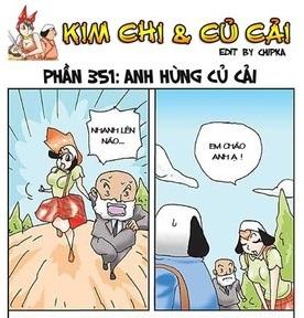 Kim chi và củ cải full, đọc truyện kim chi & củ cải từ phần 351 đến 360,  truyện bựa hàn quốc, truyện bựa 18+. Đọc truyện Kim chi & củ cải online.